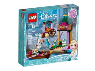 LEGO 41155 DISNEY PRINCESS ELSA MARKET ADVENTURE | LEGO | Toyworld Frankston