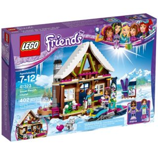 LEGO 41323 SNOW RESORT CHALET | LEGO | Toyworld Frankston