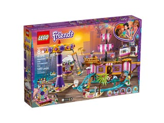 LEGO 41375 HEARTLAKE CITY AMUSEMENT PARK | Toyworld Frankston | Toyworld Frankston