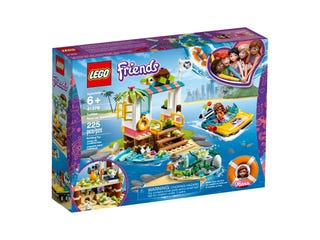 LEGO 41376 TURTLE RESCUE MISSION | Toyworld Frankston | Toyworld Frankston