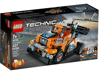 LEGO 42104 RACE TRUCK | LEGO | Toyworld Frankston