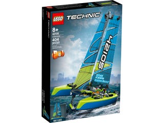 LEGO 42105 CATAMARAN | LEGO | Toyworld Frankston