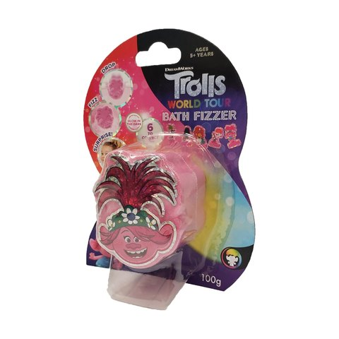TROLLS 2 BATH FIZZER SURPRISE