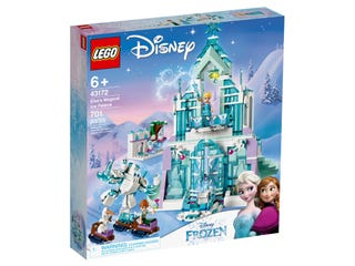 LEGO 43172 ELSAS MAGICAL ICE CASTLE | Toyworld Frankston | Toyworld Frankston
