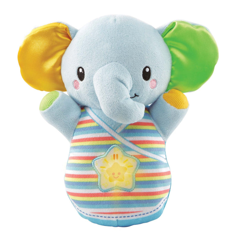 SNOOZE & SOOTHE ELEPHANT BLUE