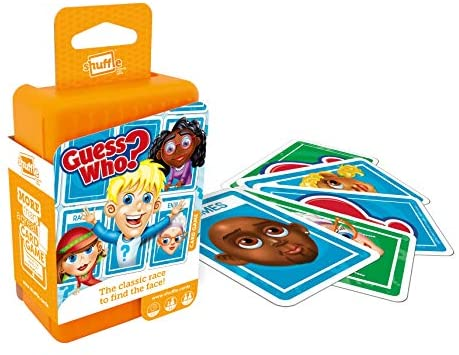 SHUFFLE GUESS WHO | Toyworld Frankston | Toyworld Frankston