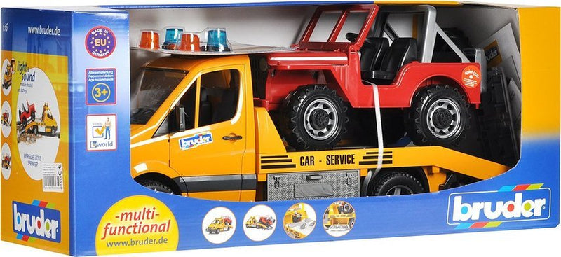 BR1:16 MB SPRINTER TRANSPORTER W/CC VEHICLE & L&
