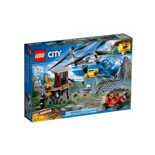 LEGO 60173 MOUNTAIN ARREST - Toyworld Frankston