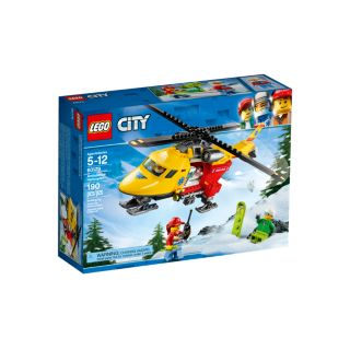 LEGO 60179 AMBULANCE HELICOPTER | LEGO | Toyworld Frankston