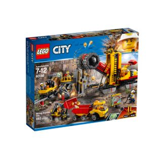 LEGO 60188 MINING EXPERTS SITE | LEGO | Toyworld Frankston