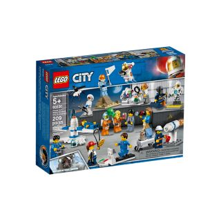 LEGO 60230 PEOPLE PACK - SPACE RESEARCH AND DEVELOPMENT | Toyworld Frankston | Toyworld Frankston