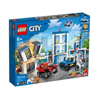 LEGO 60246 POLICE STATION | LEGO | Toyworld Frankston