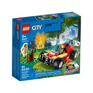 LEGO 60247 FOREST FIRE | LEGO | Toyworld Frankston