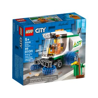 LEGO 60249 STREET SWEEPER | LEGO | Toyworld Frankston