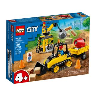 LEGO 60252 CONSTRUCTION BULLDOZER | LEGO | Toyworld Frankston