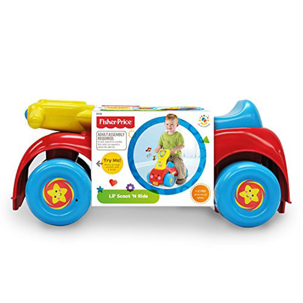 FISHER-PRICE PUSH AND SCOOT | FISHER PRICE | Toyworld Frankston