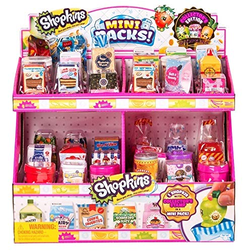 SHOPKINS S10 MINI PACK