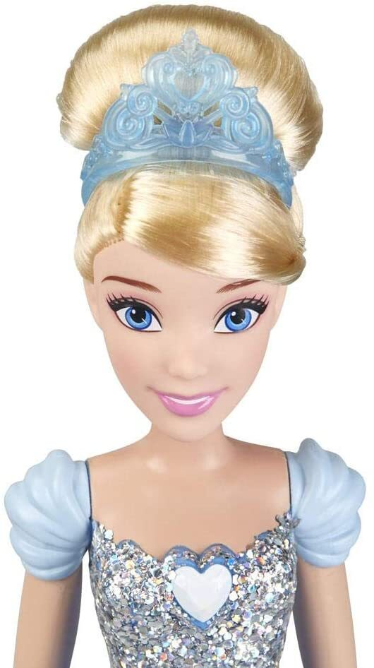 DISNEY PRINCESS ROYAL SHIMMER DOLL - CINDERELLA