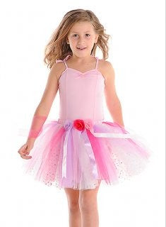 MAGICAL FAIRY SKIRT PINK SPARKLE