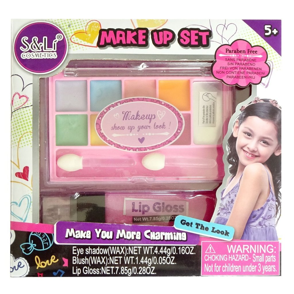 COMPACT MAKE UP SET