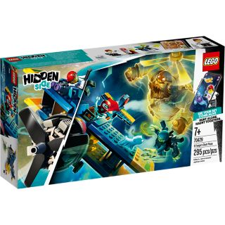 LEGO HIDDEN SIDE 70429 EL FUEGOS STUNT PLANE | LEGO | Toyworld Frankston