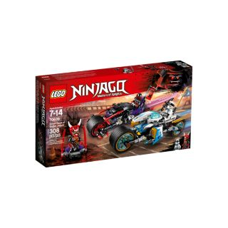 LEGO 70639 NINJAGO STREET RACE OF SNAKE JAGUAR | LEGO | Toyworld Frankston