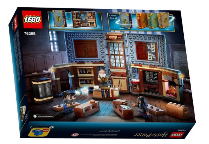 LEGO 76385 HOGWARTS : MOMENTS CHARMS CLASS