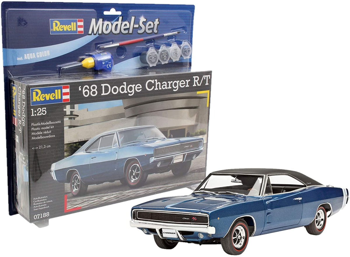 REVELL '68 DODGE CHARGER | Toyworld Frankston | Toyworld Frankston
