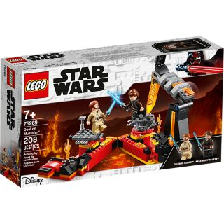 LEGO 75269 DUEL ON MUSTAFAR | LEGO | Toyworld Frankston