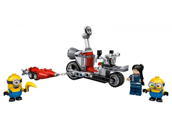 LEGO 75549 UNSTOPPABLE BIKE CHASE | LEGO | Toyworld Frankston