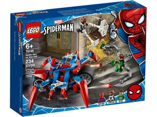 LEGO 76148 SPIDERMAN VS. DOC OCK | Toyworld Frankston | Toyworld Frankston