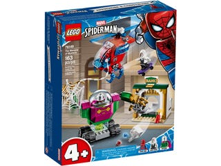 LEGO 76149 SPIDERMAN THE MENACE OF MYSTERIO | Toyworld Frankston | Toyworld Frankston