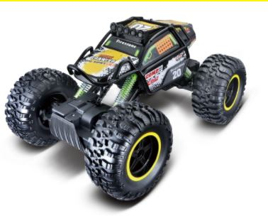 MAISTO ROCK CRAWLER PRO 2.4GHZ USB CHARGER