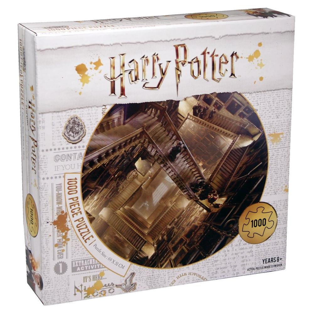 HARRY POTTER 1000 PC PUZZLE ASSORTMENT