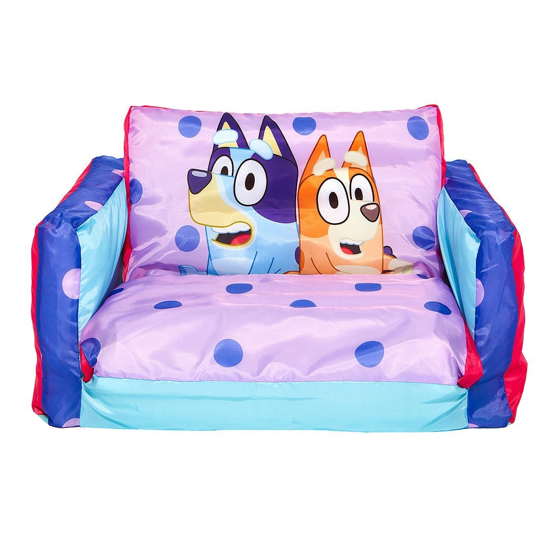 BLUEY FLIP OUT MINI SOFA
