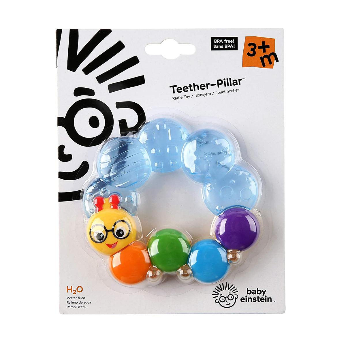 BE CATERPILLAR WATER TEETHER | Toyworld Frankston | Toyworld Frankston