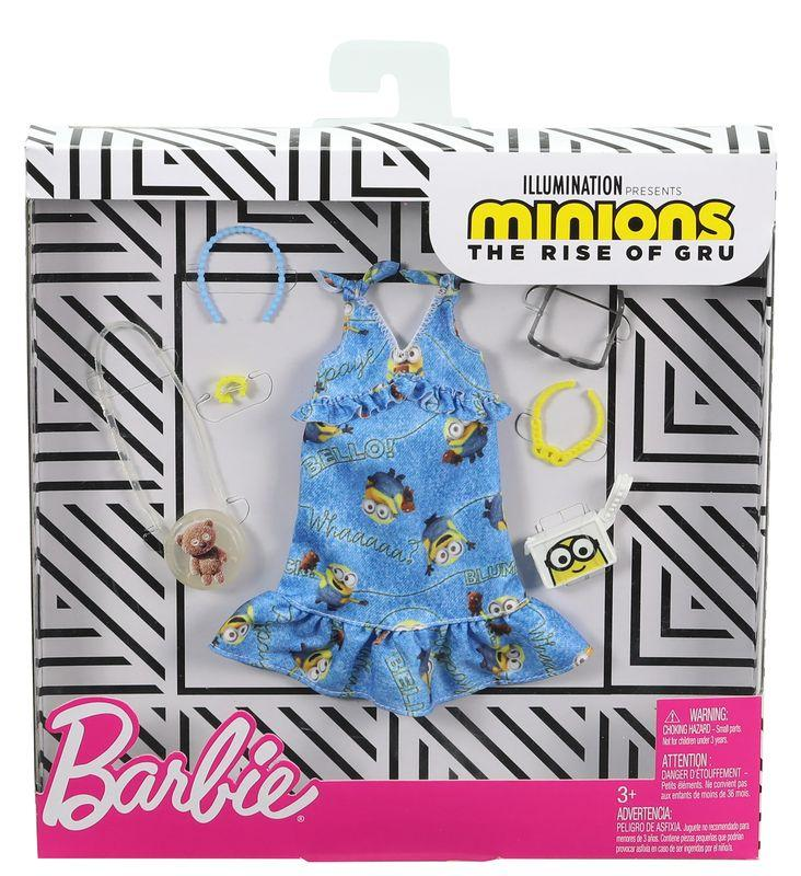 BARBIE FASHIONS MINIONS ACCESSORY PACKS ASSORTMENT