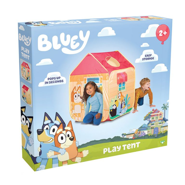 WENDY PLAY TENT BLUEY