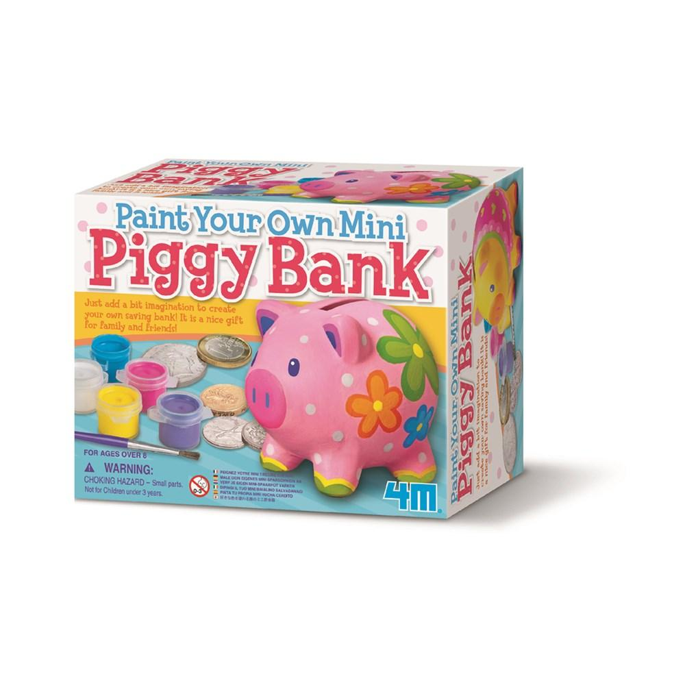 4M - PAINT YOUR PIGGY BANK | Toyworld Frankston | Toyworld Frankston
