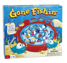 CARDINAL KIDS GONE FISHING | Toyworld Frankston | Toyworld Frankston