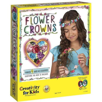 CFK FLOWER CROWNS | Toyworld Frankston | Toyworld Frankston