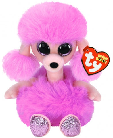 BEANIE BOO CAMILLA POODLE LONG REG | Toyworld Frankston | Toyworld Frankston