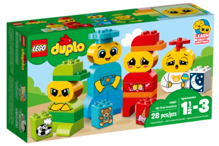 LEGO 10861 DUPLO MY FIRST EMOTIONS