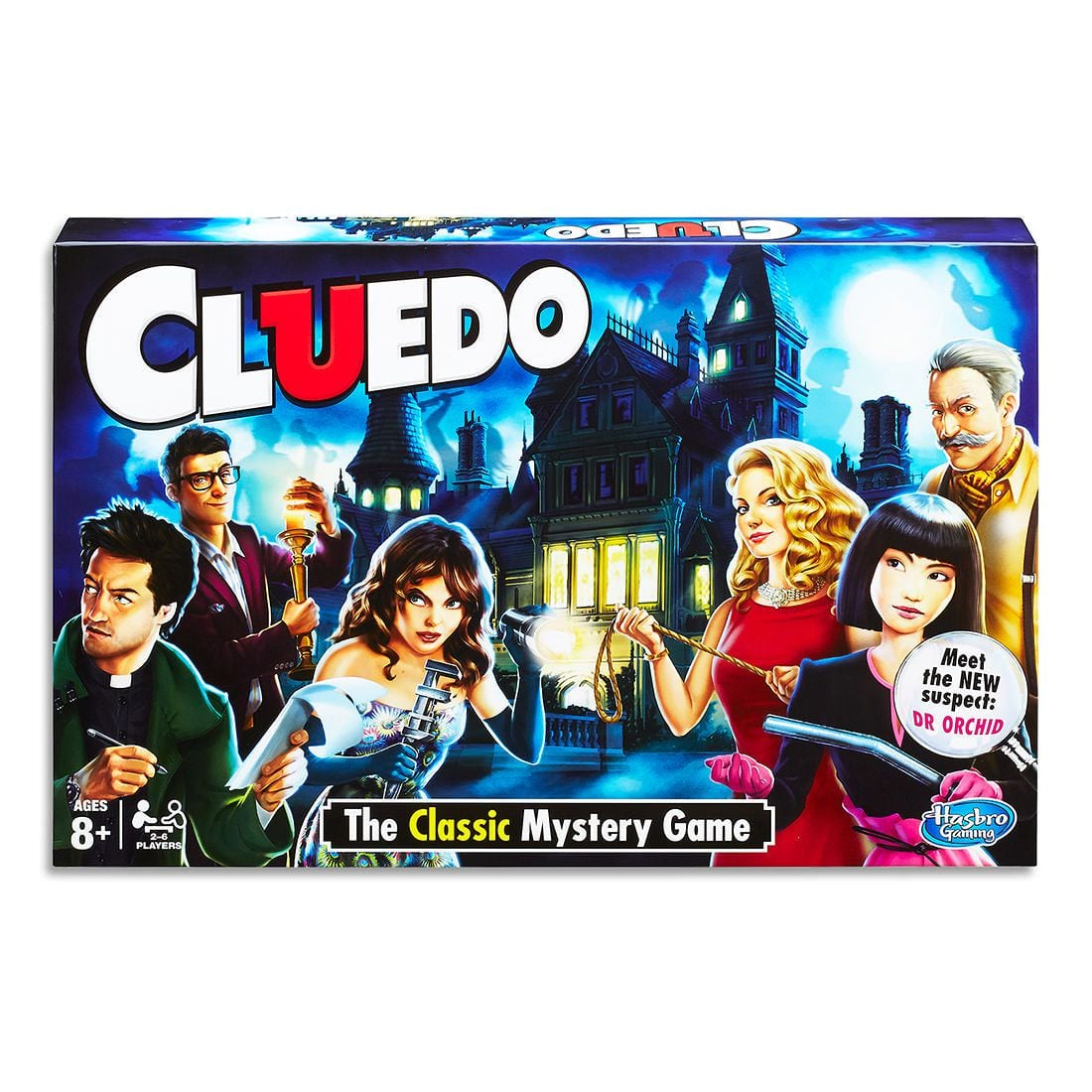 CLUE CLUEDO THE CLASSIC MYSTERY GAME | HASBRO GAMES | Toyworld Frankston