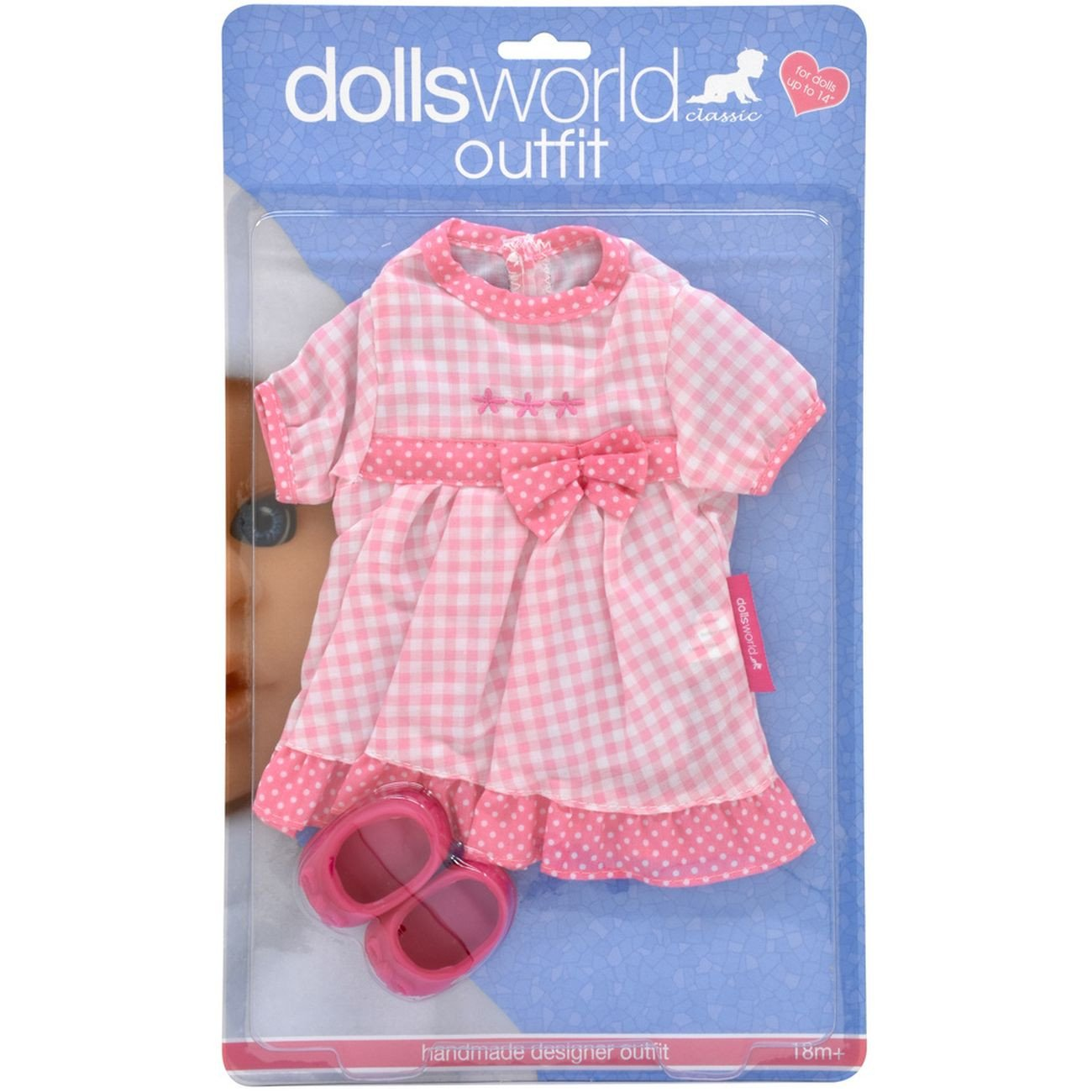 DOLLSWORLD BOUTIQUE OUTFIT & SHOES