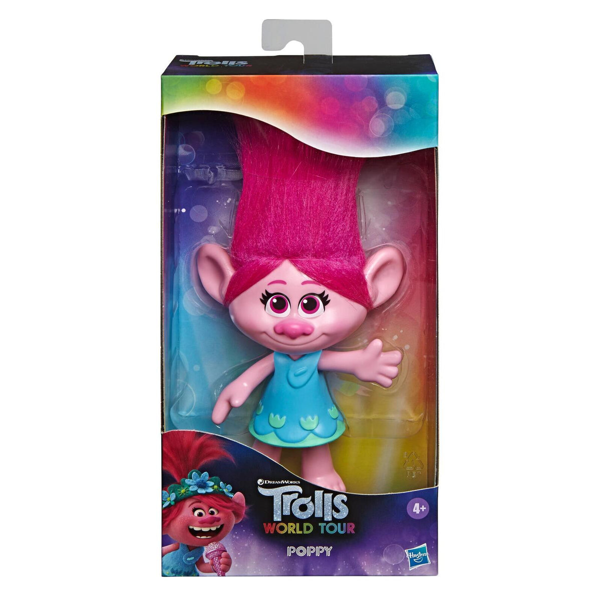TROLLS DOLL WORLD TOUR - POPPY