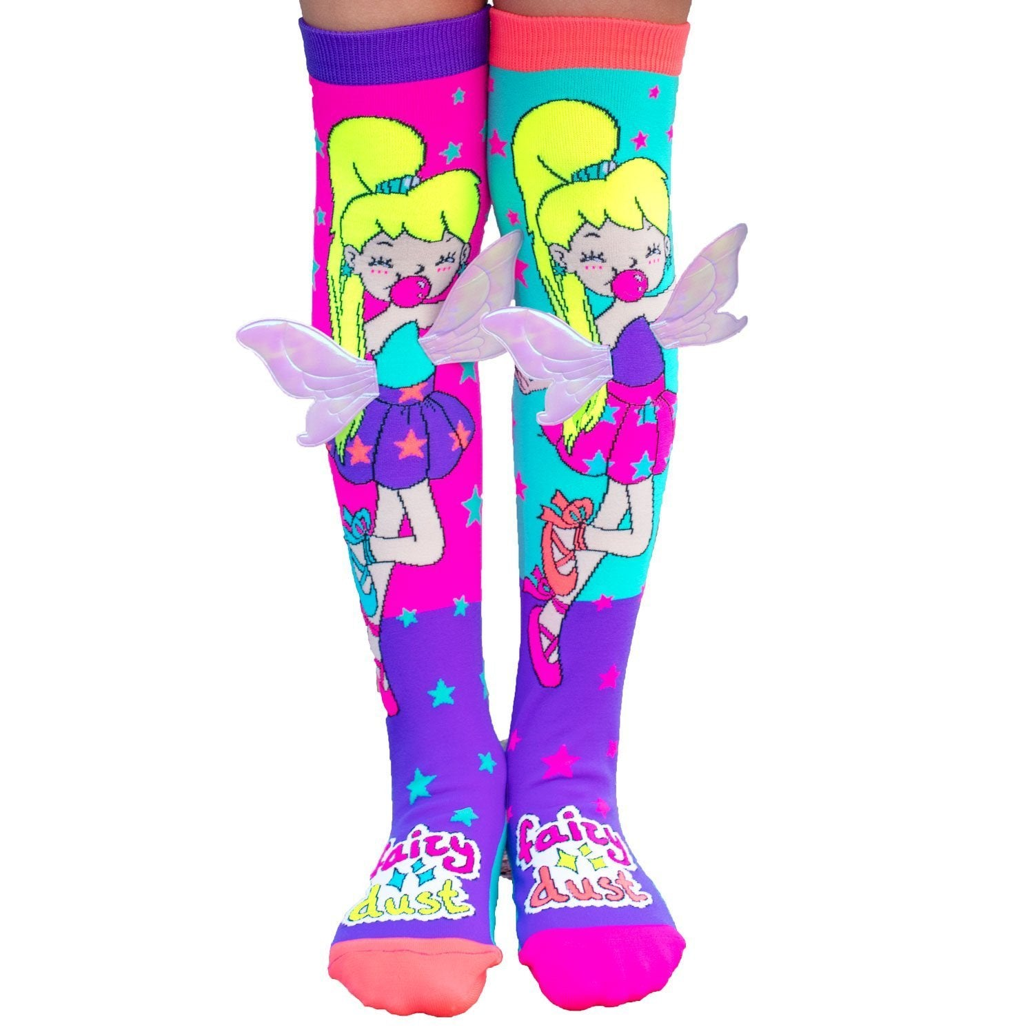 MADMIA FAIRY DUST SOCKS WITH WINGS