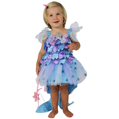 TODDLER MERMAID DRESS SIZE S