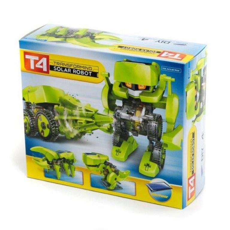 T4 TRANSFORMING SOLAR ROBOT | Toyworld Frankston | Toyworld Frankston