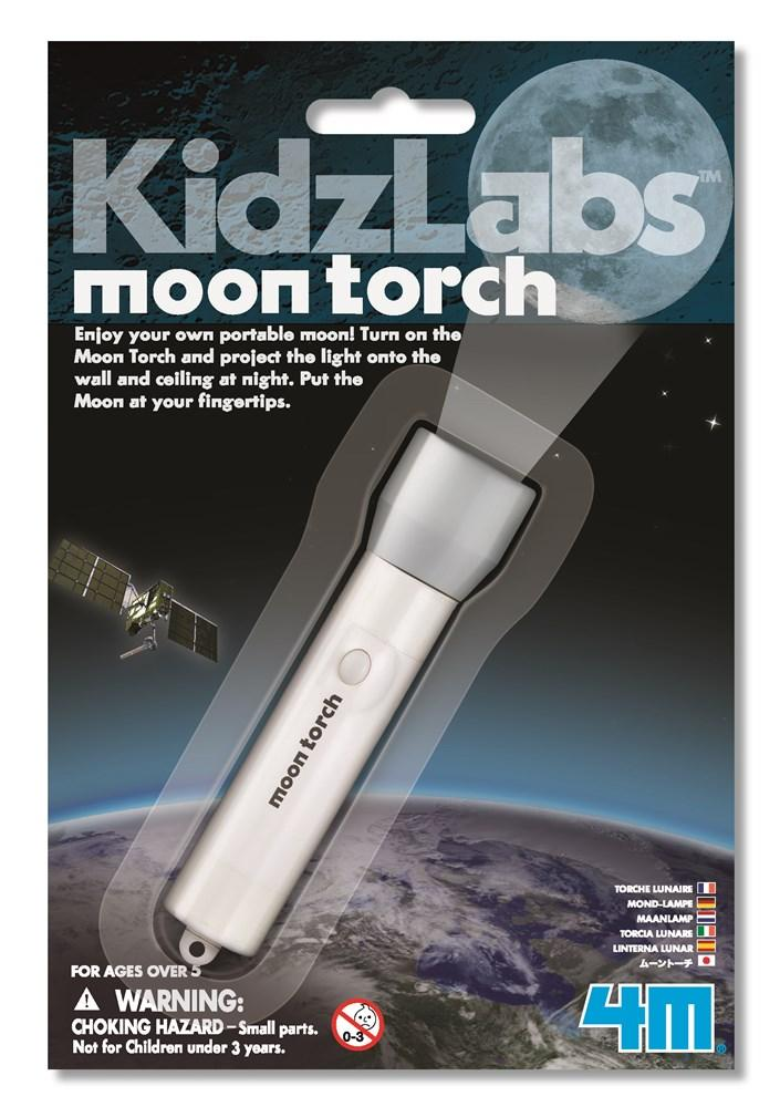 4M - MOON TORCH | 4M | Toyworld Frankston
